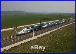 Maerklin H0 37797 Train à Grande Vitesse Tgv Duplex V 150 Neuf / Scellé Limité