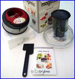 Magimix Coffret Extra Press XL (17555) 100 % Neuf