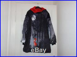 Manteau chaud Anatopik neuf chaperon rouge Taille 44