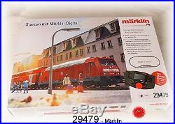 Märklin 29479 Kit de Démarrage Numérique Régional Express Ms 60657 # Neuf