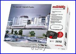 Märklin 29792 Kit de Démarrage Numérique Glace 2. 230 Volt Produit Neuf