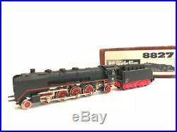 Märklin 8827 Locomotive à Vapeur Br 44 Voie Z État Neuf Embalage D'Origine