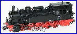 Märklin H0 29721-1 Locomotive à Vapeur Br 94 713 De DB Mfx / Son Neuf