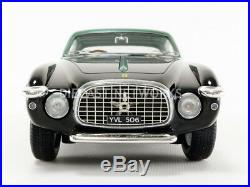 Matrix 1953 Ferrari 212 Inter Coupe Vignale Noir/Vert Métal 1/18 Échelle Neuf