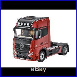 Mercedes Benz Camion Actros FH25 Gigaspace Tête de Tracteur Rouge 118 Neuf Nzg