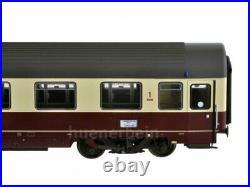 Modelsworld MW1702 SNCF Jeu de Train 7x Voitures Frankfurt-Paris Ep4 Neuf + Ovp