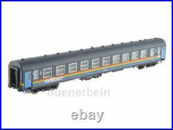 Modelsworld MW2003 Sncb Mnbs Jeu 6 Pers-Wg Railtour Freccia Del Sole Ep4 Neuf+