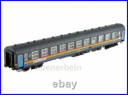 Modelsworld MW2005 Sncb Nmbs Jeu 7 Perswg Int 1117/1118 Ski Express Ep5 Neuf+