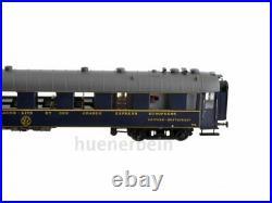 Modelsworld MW40905 Wagons SNCF Ocem / Ciwl 3-tlg. États Unis Lines Ep3b Neuf