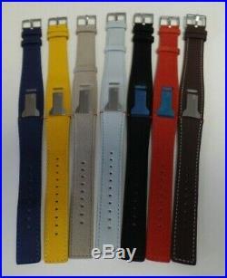 Montre Klokers Klok 01 Point Noir Le Bracelet Cuir Simple Klink-01 Neuf