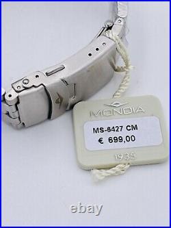 Montre Mondia Suisse Automatique MS6427BLR/699 Limited 43mm Bradé Neuf