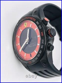 Montre Scuderia Ferrari Anadig Swiss Made FE3KKR/398 45mm Bradé Neuf