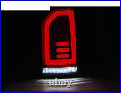 NEUF Feux arrière pour VW T6 dès 2015-Fumée Noir Rouge LED FR LDVWI0-ED XINO FR