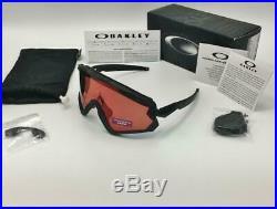 Neuf Oakley Coupe Vent 2.0 Lunettes de Soleil Camo Nuit / Prizm Neige Torche