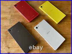 Neuf Sony Xperia Z5 Compact 32GB Avec Image de Marque 24 Lun Garantie