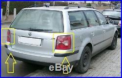 Neuf VW Passat B5.5 Break 00-05 Feu Arrière / Paire Ampoule Gauche+Droit O/S +