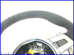 Neuf Véritable Porsche 991 GT3 GT3RS 911R Alcantara & Gardes Rouge Direction