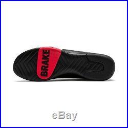 Neuf pour Hommes Puma Ferrari Kart Chat III Baskets Noir Blanc Rouge 306219-02