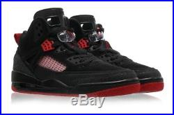 Nike Jordan Spizike Noir-Gym Rouge-Anthracite 315371 006 Tout Neuf Tailles