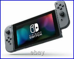 Nintendo Switch Néon Console Jeux Vidéo Portable Salon Divertissement Neuf FR