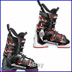Nordica Speedmachine 100 Bottes de Ski pour Hommes Chaussures 4-Schnallen Neuf