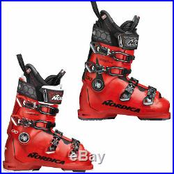Nordica Speedmachine 130 Bottes de Ski pour Hommes Chaussures 4-Schnallen Neuf