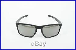 Oakley OO9262 SLOVAQUIE mat noir PRIZM Noir Polarisé Lunettes de soleil NEUF