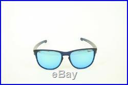 Oakley OO9342 Slovaquie R Mat Bleu, Saphire Iridium Lunettes de Soleil Neuf