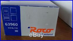 ROCO HO 63960 DSB DIESEL MY 1124 NOAB DC Neuf digitalisable DSS OVP