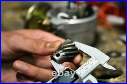 RS2000 Distributeur Électronique & Viper Étanche Bobine, Ngk AP6FS & Rouge 8mm HT