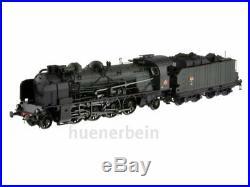 Ree-Models MB053 SNCF Locomotive 141 F76 Dc Mikado Ep3 Vert / Noir/Rouge Neuf +