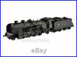 Ree-models MB051 SNCF Locomotive 141 E388 Dc Mikado Ep3 Vert / Noir/Rouge Neuf +