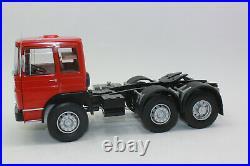 Road Kings RK180053 Man F7 16.304 3achs Noir Rouge Zugmaschine 118 Neuf IN Ovp