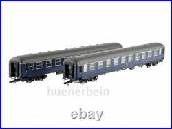 Roco 74105 Modèle Spécial Wilde13 DB Train-F Bomberg 2tlg Bleu Ep. IV Neuf + Ovp