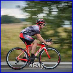 SAVA HERD6.0 Vélos de Route Carbone, 700C 22 Vitesses SHIMANO 105 R7000 NEUF
