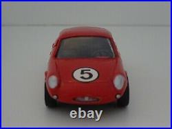SOLIDO 100 Série DYNAM Abarth 1000 Fiat Rouge Intérieur noir Neuf