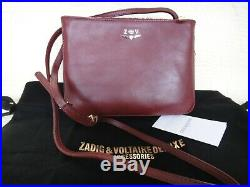 Sac Bandoulière Cuir Zadig & Voltaire Clyde Neuf