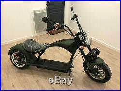 Scooter électrique City Coco Electric Chopper Moto scooter NEUF