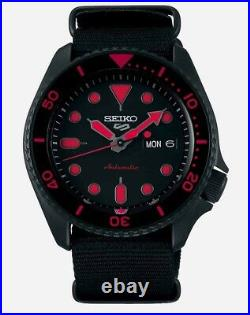 Seiko 5 Homme Automatique Plongeurs Style SPORTS Montre SRPD83K1 Neuf