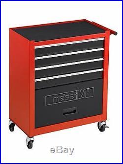 Servante d'atelier vide Meister 8986100 Rouge NEUF