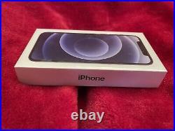 Smartphone Téléphone Apple iPhone 12 Noir- 64 Go (Déverrouillé) Neuf