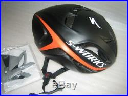 Specialized S-Works Evade McLaren Aero casque noir/rouge Tl. M 54-60 NEUF