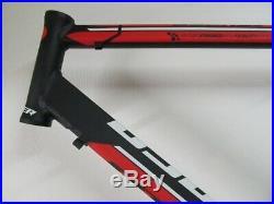 Spyder Domestic Vélo de Course Cadre en Aluminium 55cm Schwarz-Rot-Weiss Neuf