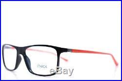 Starck Mikli Lunettes Noir Rouge 1365X 0025 Neuf Authentique au Détail