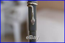 Stylo plume 18 kts MONTBLANC Limited Edition 1906 HERITAGE Rouge et Noir NEUF