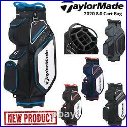 TaylorMade Golf Sac 8.0 Chariot 14 Séparateur Haut Neuf 2020