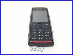 Téléphone Mobile NOKIA X2-00 Rouge Noir Neuf - Désimlocké100% original