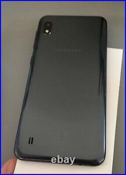 Téléphone Samsung Galaxy A10 SM-A105F 32Go Noir (Double SIM) Comme Neuf