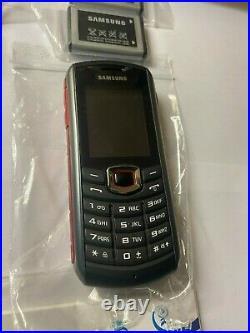 Téléphone Samsung solid Gt-B2710 Neuf (Debloqué) 2 Batteries
