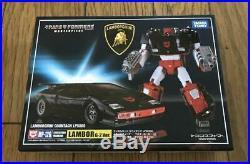Transformers Masterpiece MP-12 Lambol Rouge & Noir Takara Tomy Neuf Japon